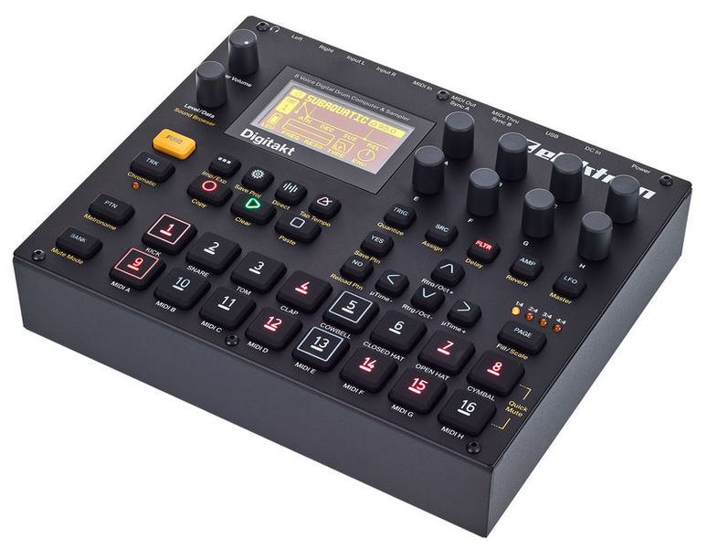 Elektron Digitakt
