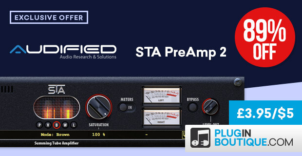 Audified STA Preamp 2