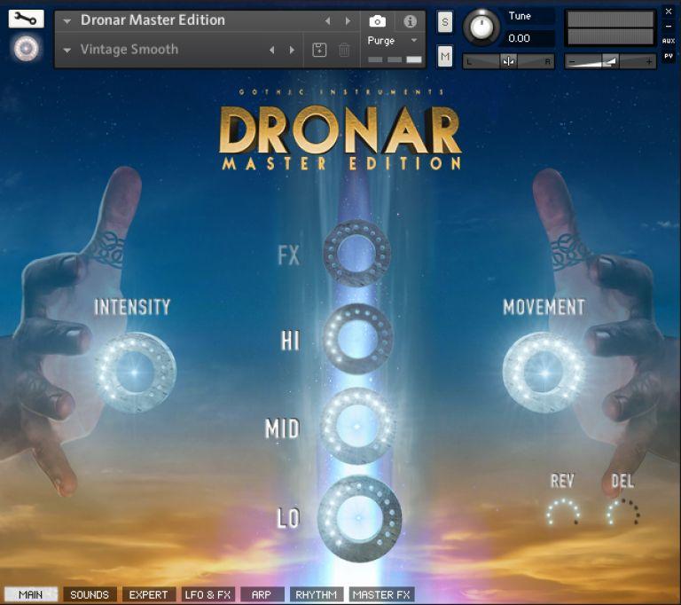 Gothic Instruments DRONAR Master Edition