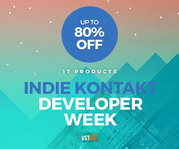 Indie Kontakt Developer Week