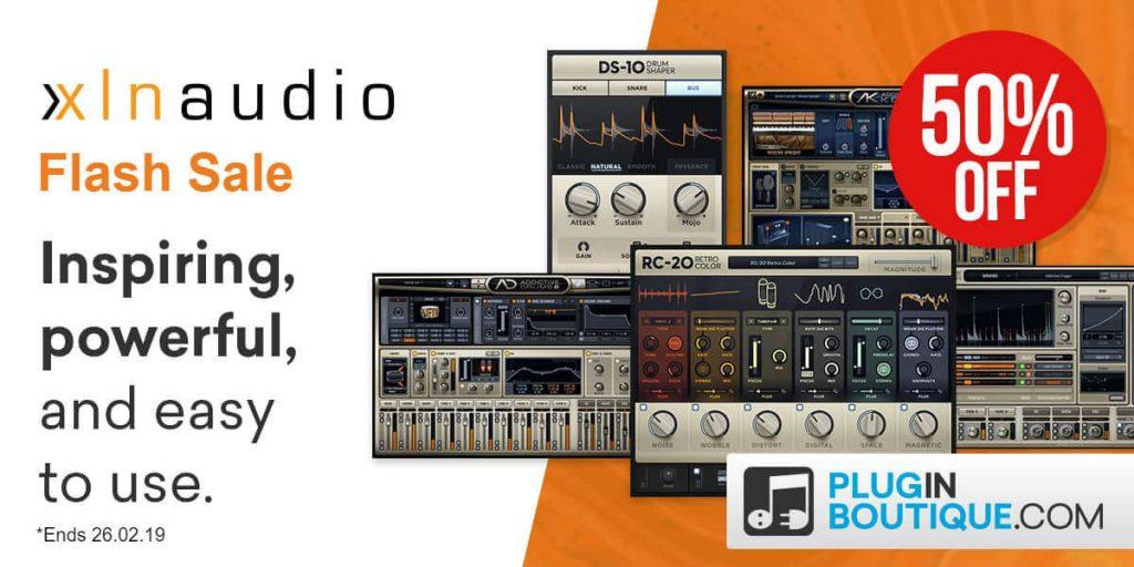 Xln Audio Flash Sale