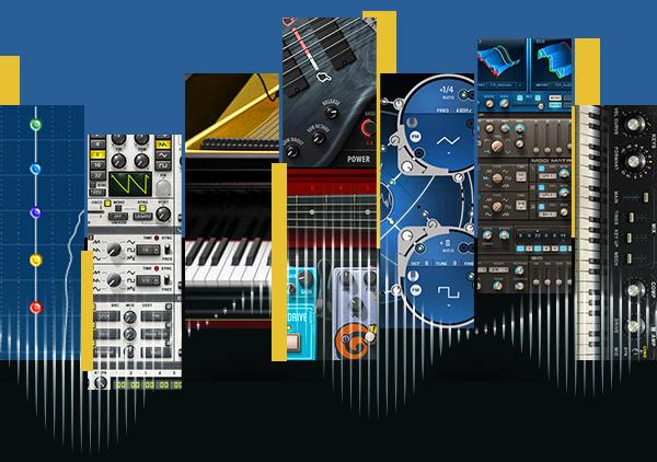FREE Waves Virtual Instrument