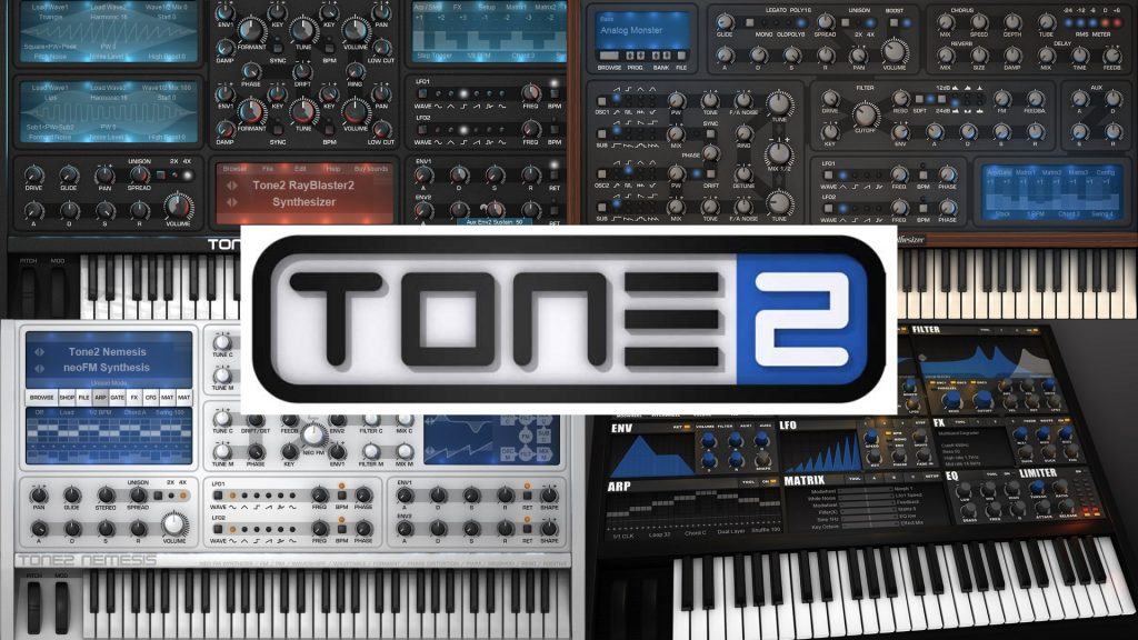 Tone2 Synthesizers