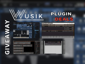 Plugin.Deals Giveaway Wusik