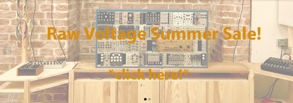 Raw Voltage Summer Sale