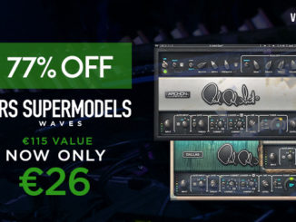 Waves Audio MetaFilter Plugin Free For A Limited Time