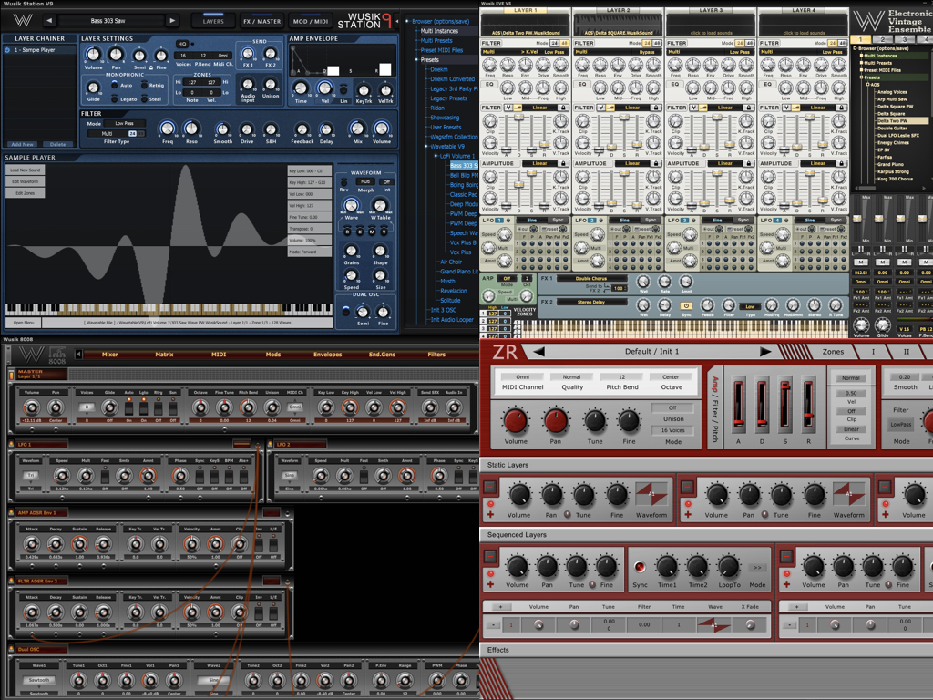 Save 80% OFF On Wusik Synthesizer Plugins During The Summer Sale