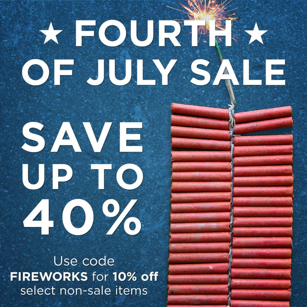 Perfect Circuit 4th Of July Sale
