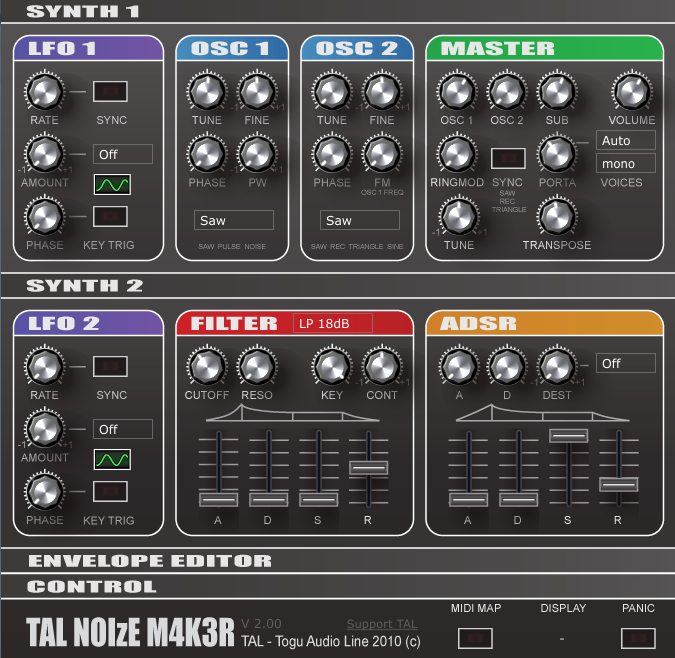 TAL Noise Maker v4