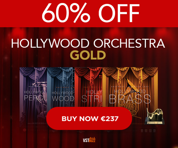 EastWest Hollywood Orchestra Gold Edition With 99 GB Is Now