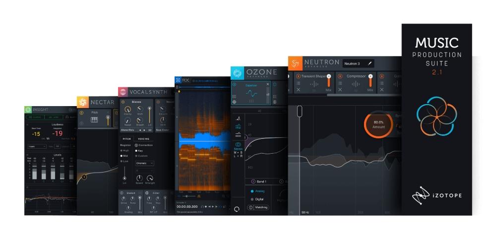 iZotope Music Production Suite 2.1