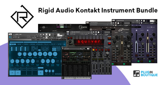 Rigid Audio Kontakt Instrument Bundle
