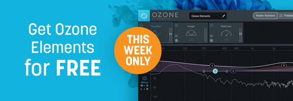 Izotope Ozone 8 Free