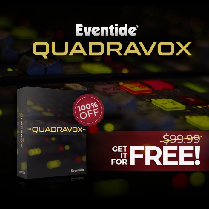 Eventide Quadravox