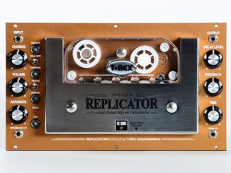 T-Rex Replicator Tape Echo