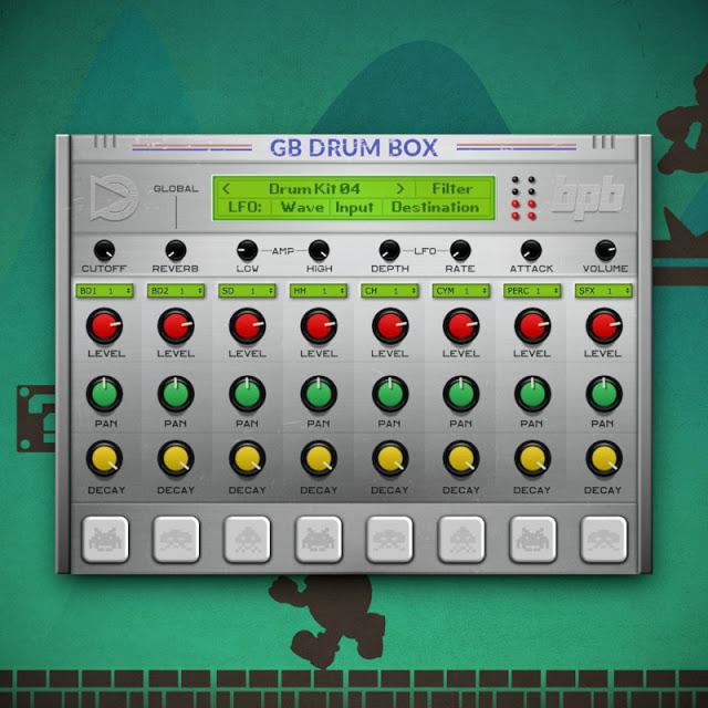 BPB GB Drumbox