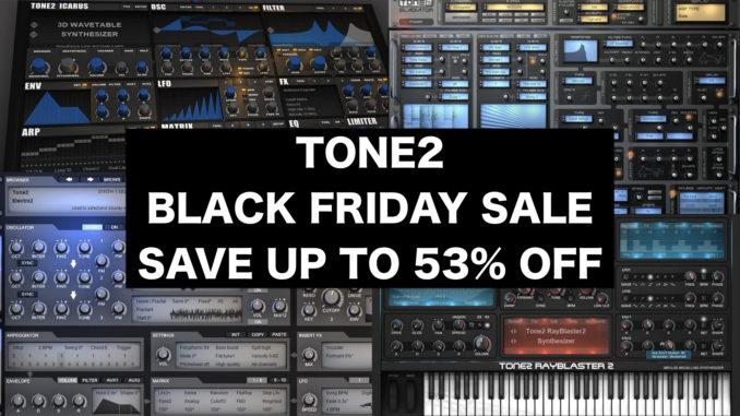 Tone2 Black Friday