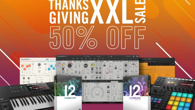 Native Instruments Thanksgiving