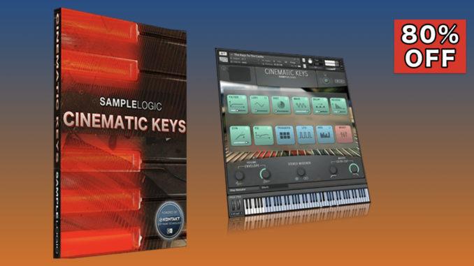 Sample Logic Cinematic Keys