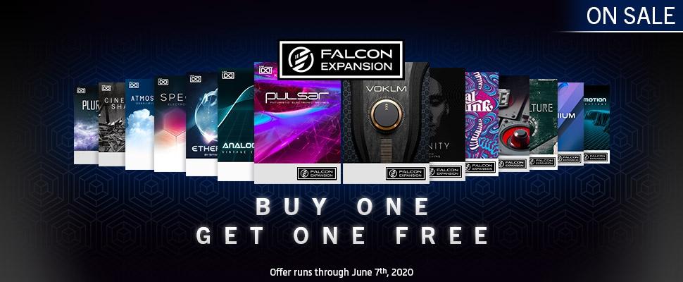 UVI Falcon Sale