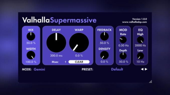 Valhalla Supermassive