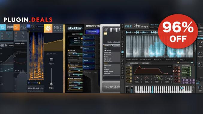 iZotope Music Maker's Bundle