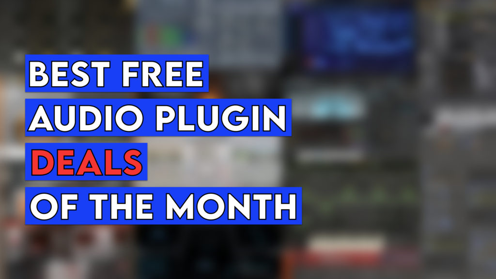 best free audio plugin deals