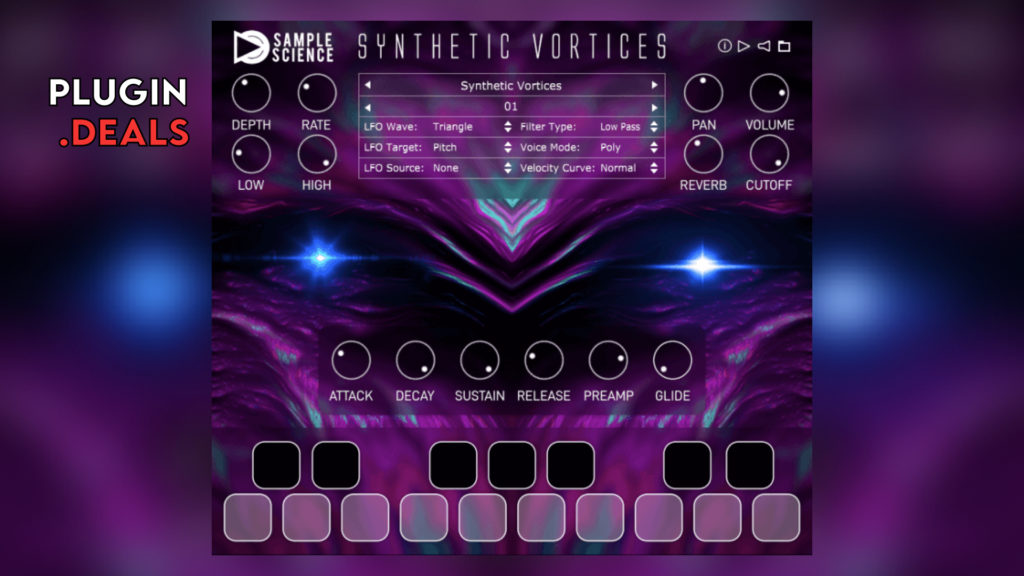 SampleScience Synthetic Vortices