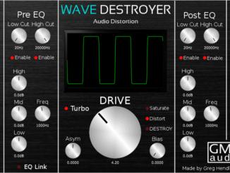 GMH Audio wave-destroyer