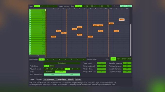 Audio Vitamins Stochas open source