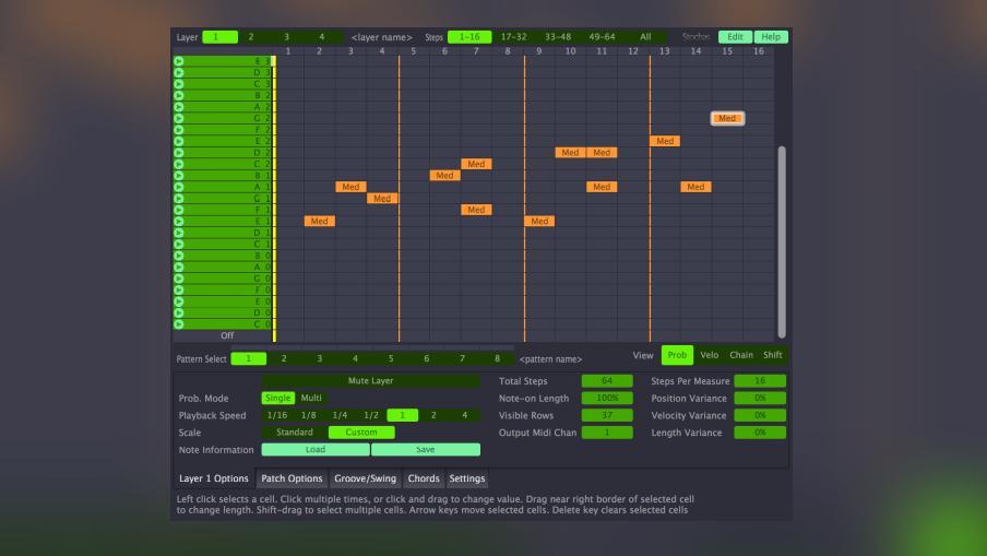 Audio Vitamins Stochas open source
