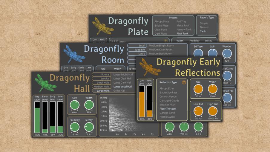 Dragonfly Reverb 3.0