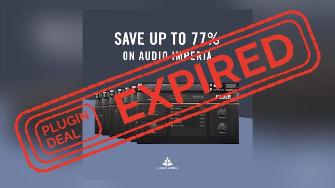 audio imperia expired