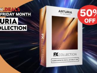 Arturia FX Collection Black Friday Sale