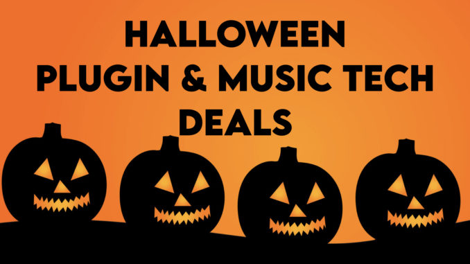 Halloween Plugin Deals