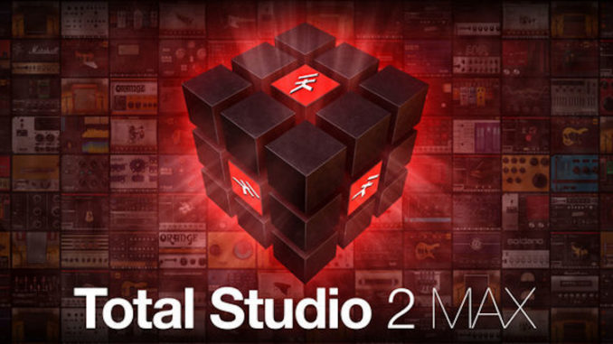 IK Multimedia Total Studio 2