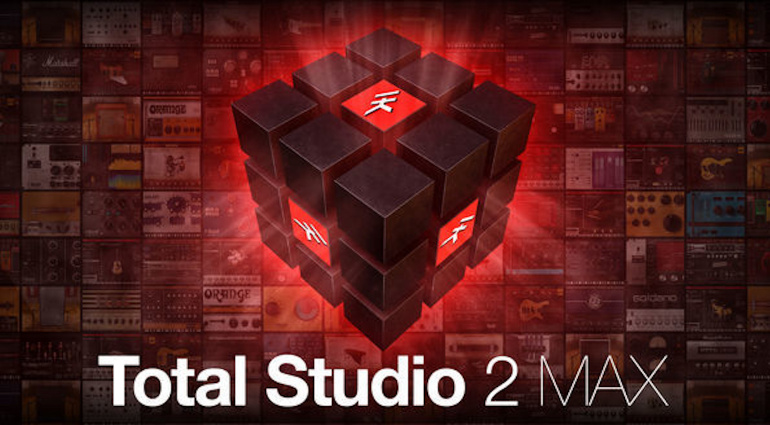 IK Multimedia Total Studio 2
