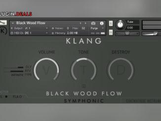 Klang Symphonic Black Wood
