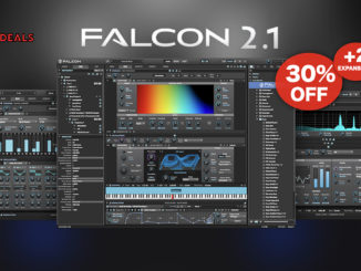 UVI Falcon 2.1 plugin deal