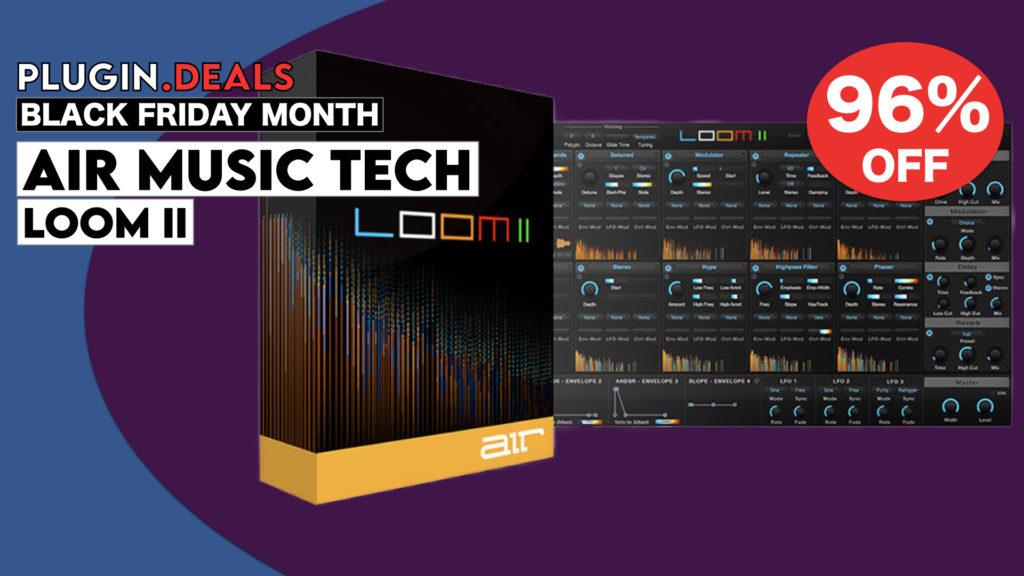 Air Music Tech Loom II