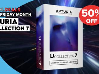 Arturia-V-Collection-7-Black-Friday