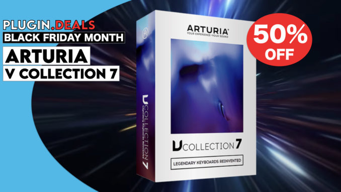 Arturia-V-Collection-7-Black-Friday
