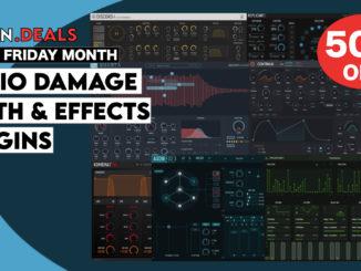 Audio Damage Black Friday