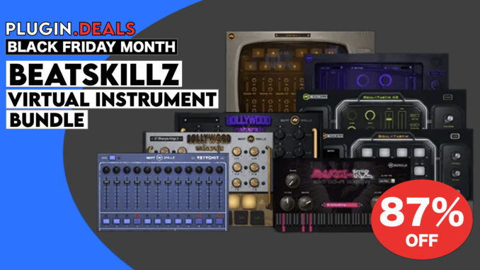Beatskillz Virtual Instrument Bundle