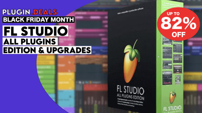 FL Studio All Plugins Bundle