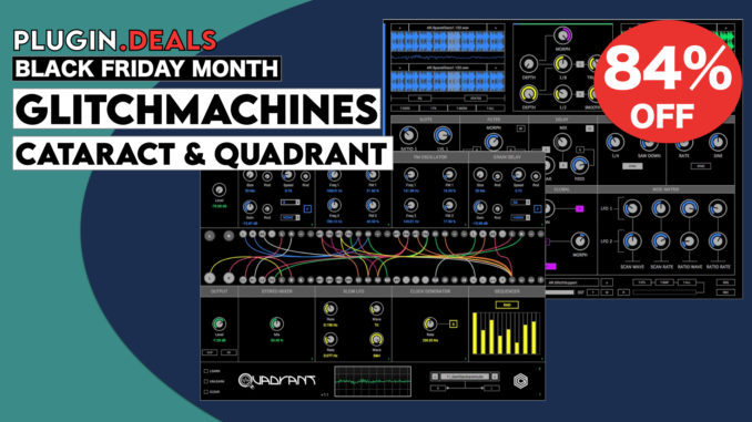 Glitchmachines Cataract Quadrant