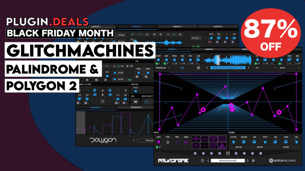 Glitchmachines Palindrome Polygon 2