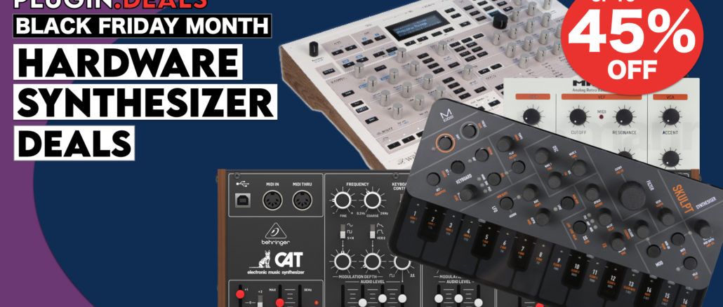 Hardware Synthesizer Deals