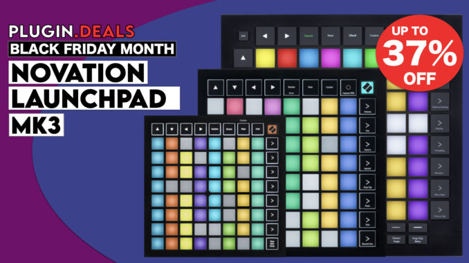 Novation Launchpad Mk3
