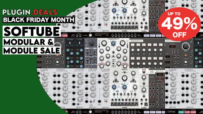 Softube Modular Module Sale